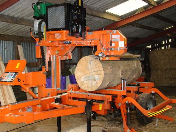 Grange Farm Timber
